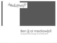 Mediawijs