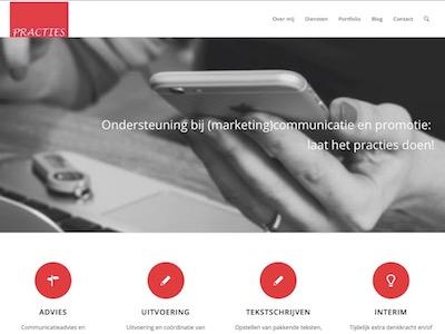 Homepage practies