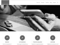 Nieuwe website practies_zw
